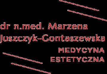 Dr Marzena Juszczyk-Gontaszewska