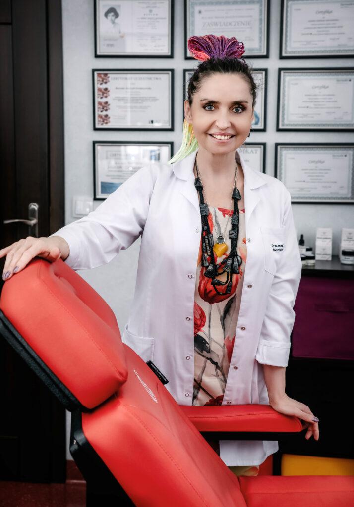 dr n.med. Marzena Juszczyk-Gontaszewska, lekarz medycyny estetycznej w Tarnowie
